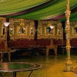 The Spiegeltent in Paisley